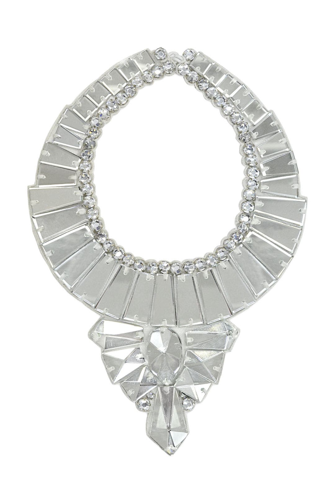 Reflecting Pool Necklace by Ranjana Khan