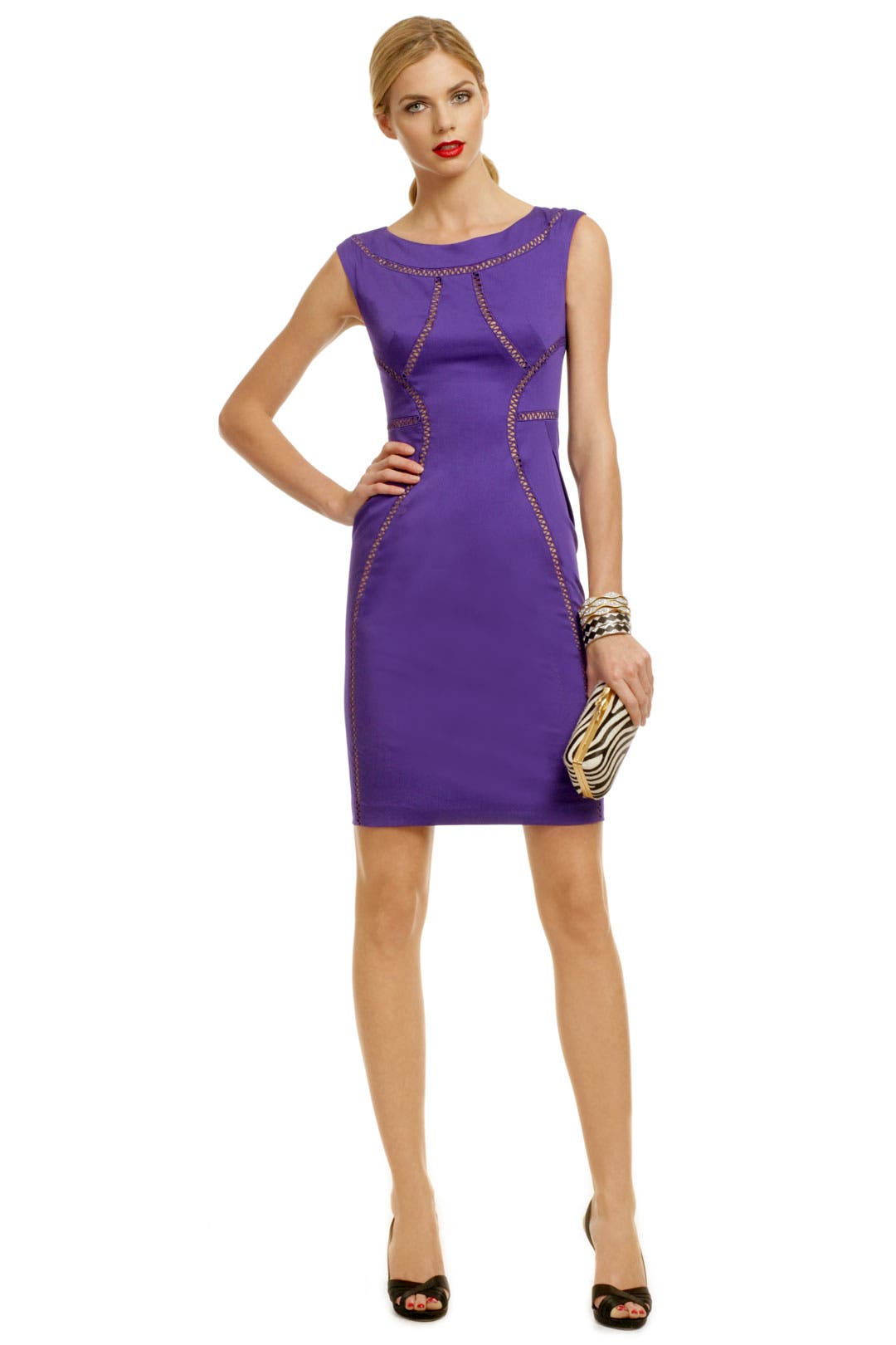 Clinton Sheath by Alberta Ferretti