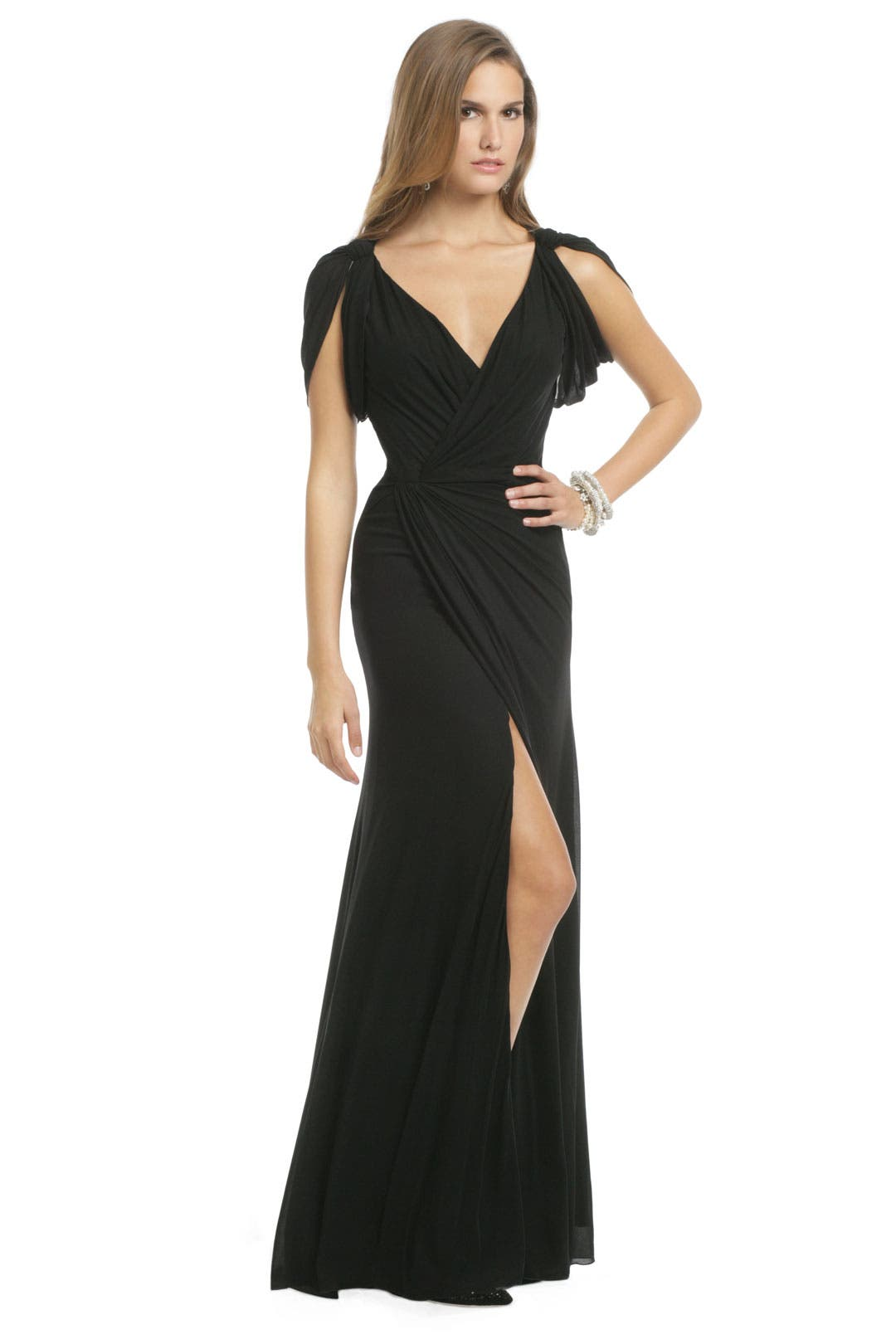 I Dare You Gown by Alberta Ferretti