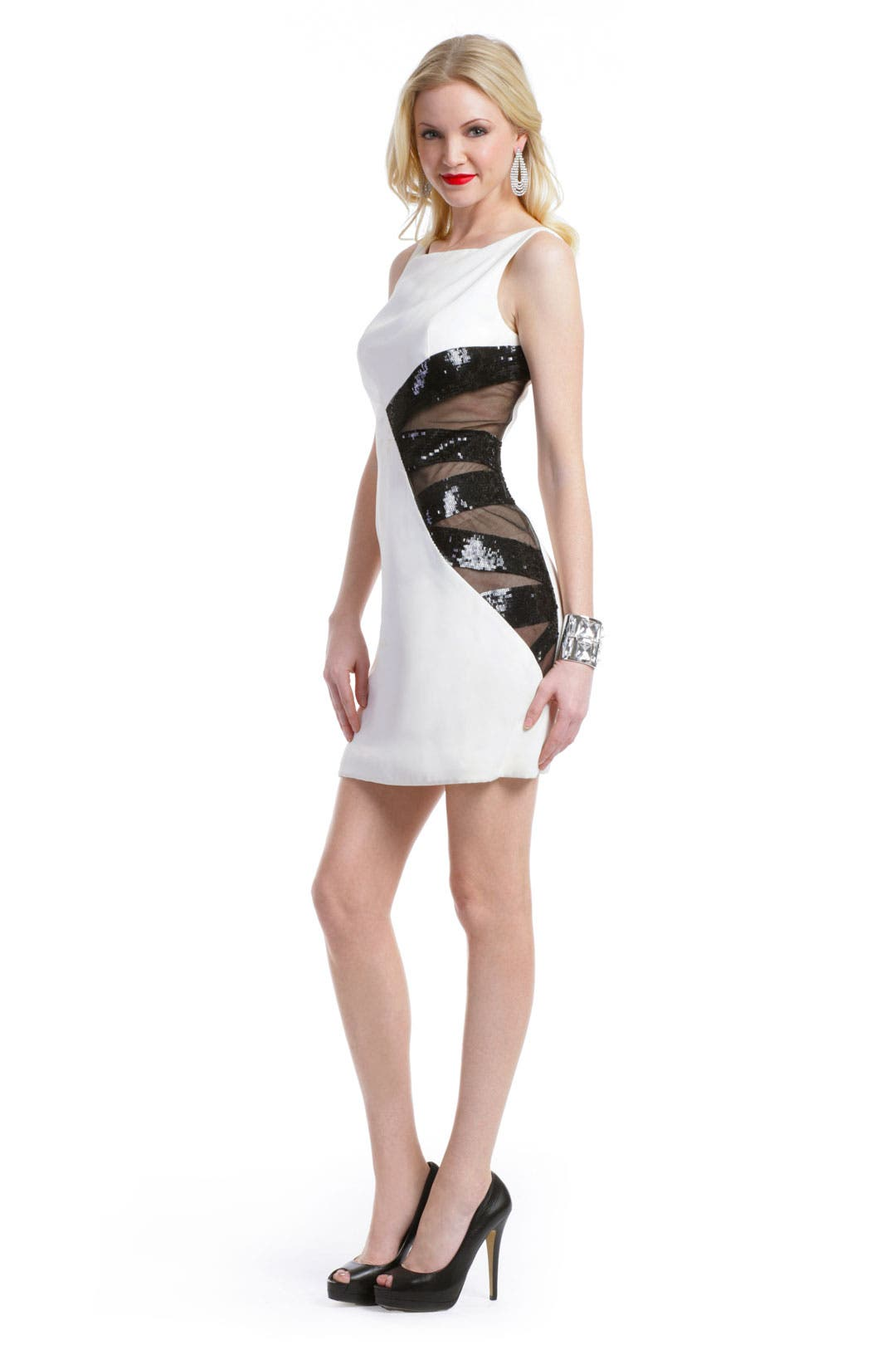 Shaken Not Stirred Dress by Angel Sanchez