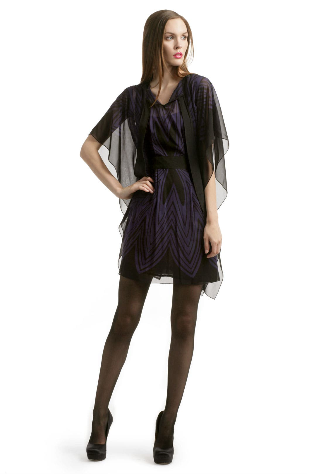North Star Butterfly Tunic by Anna Sui