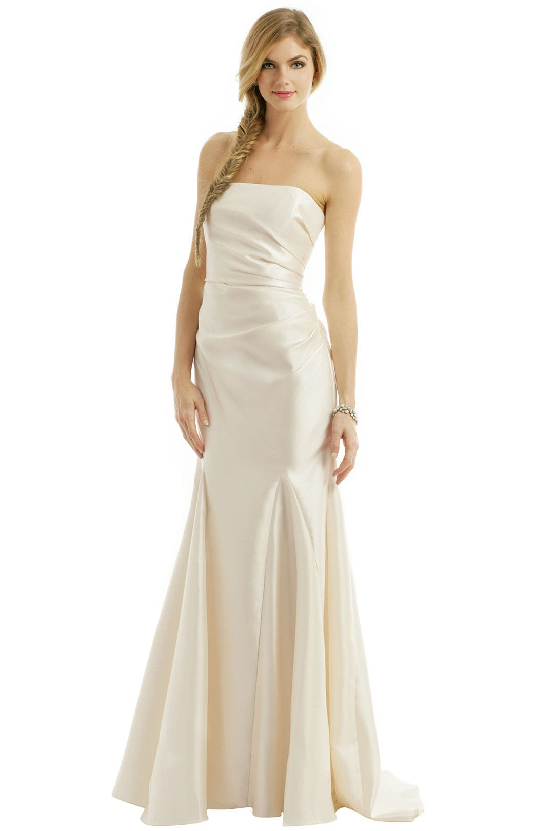Ivory Dream Gown by Badgley Mischka