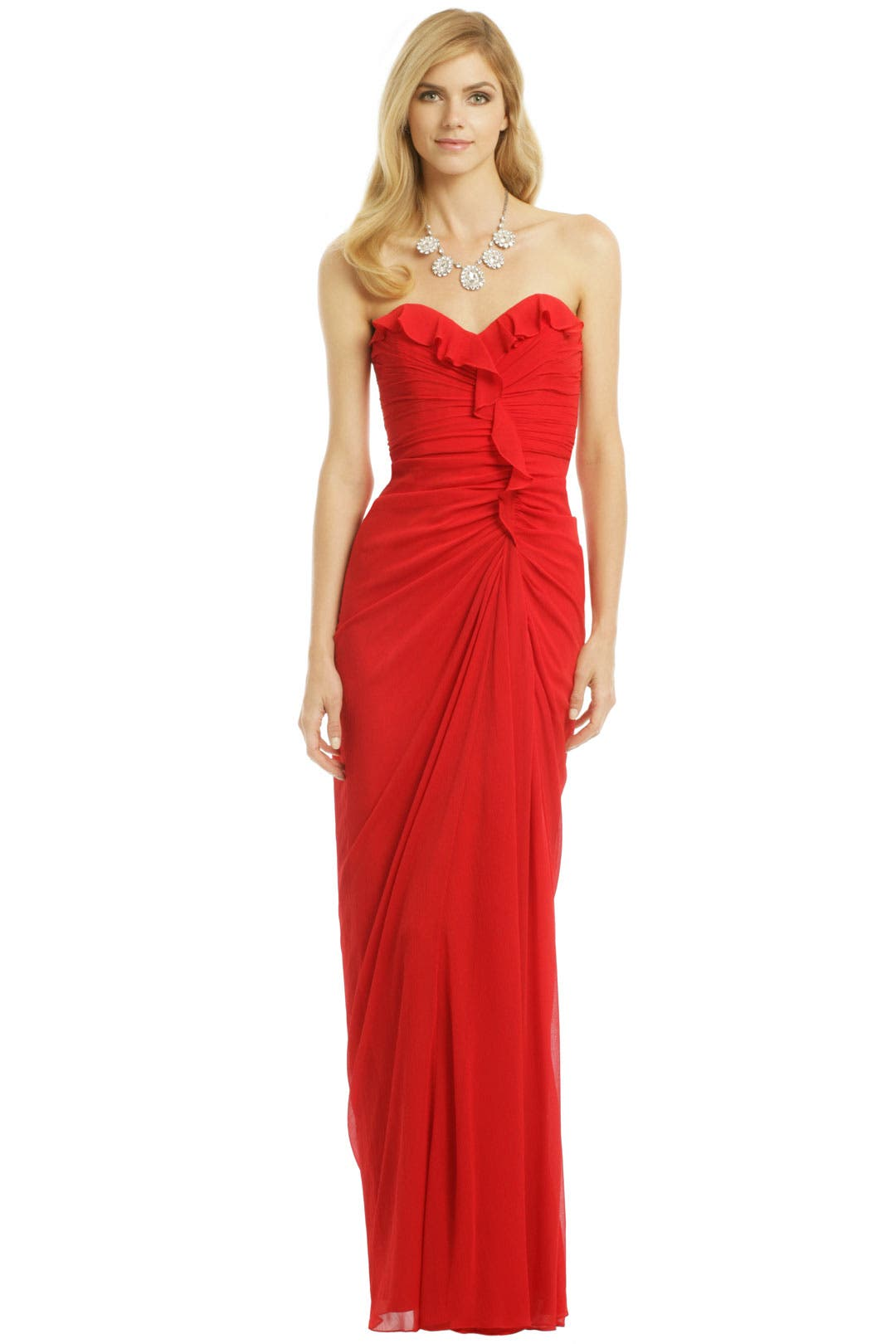 Listen to Your Heart Gown by Badgley Mischka