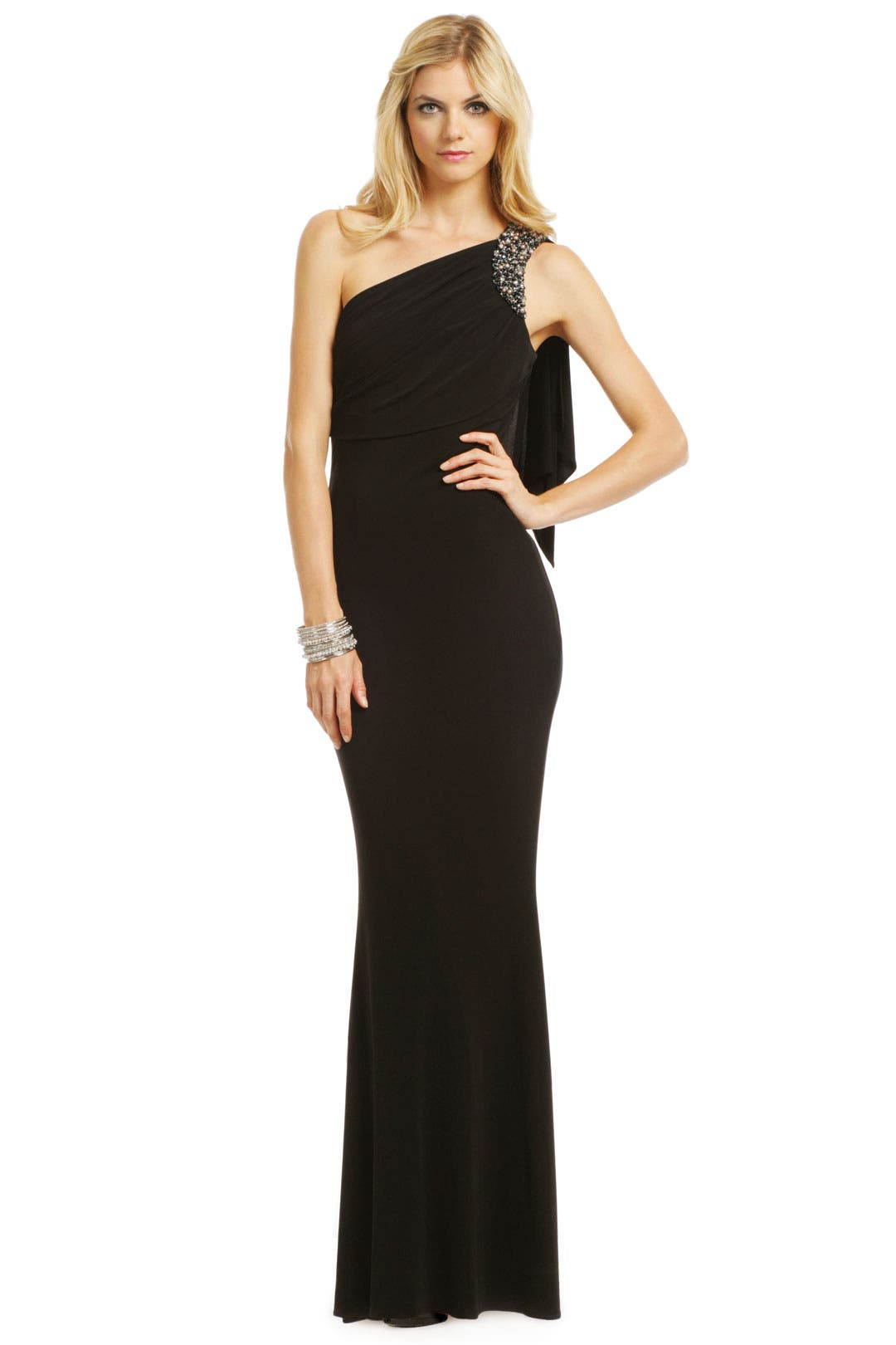 Miss Mysterious Gown by Badgley Mischka