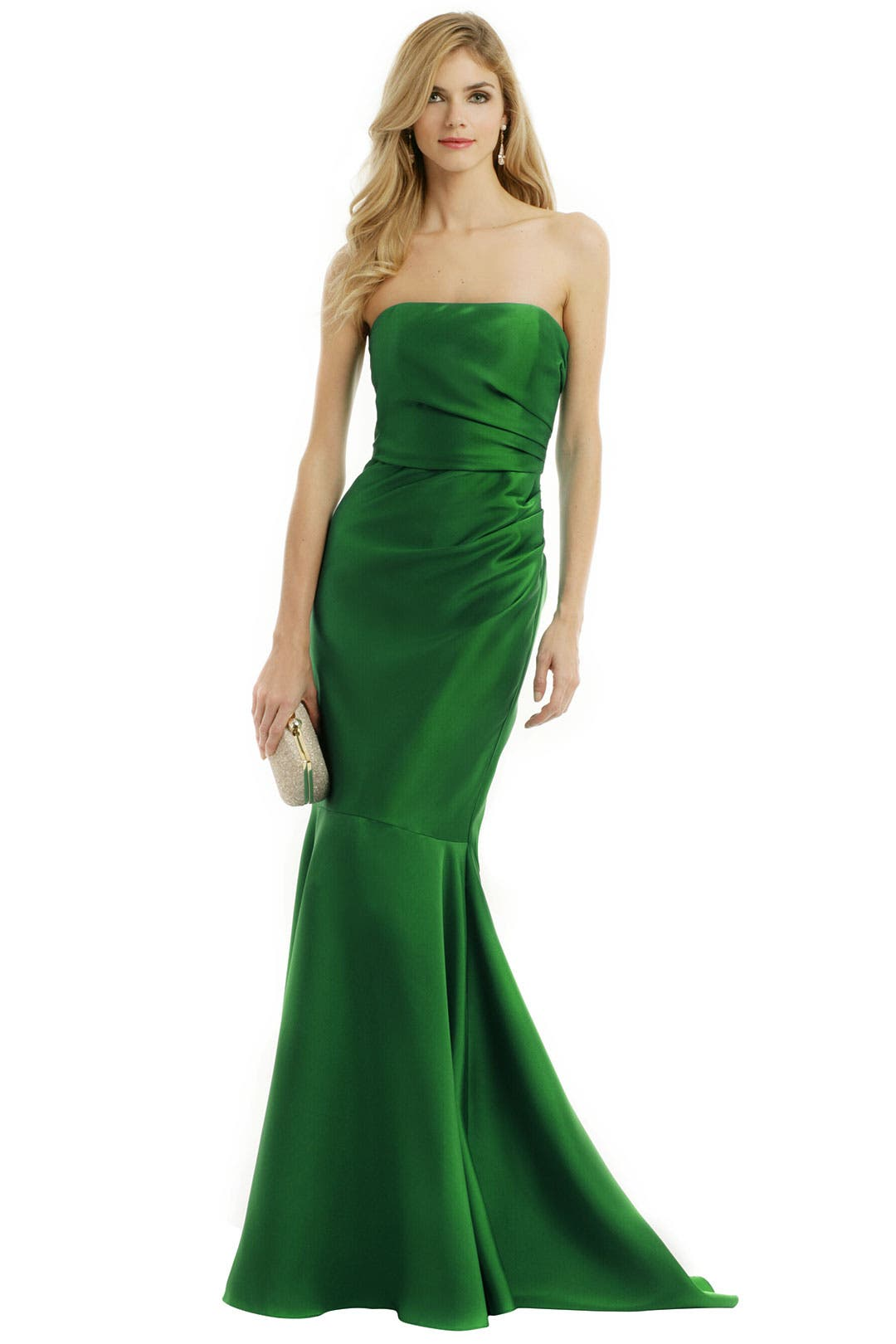 Total Knock Out Gown by Badgley Mischka