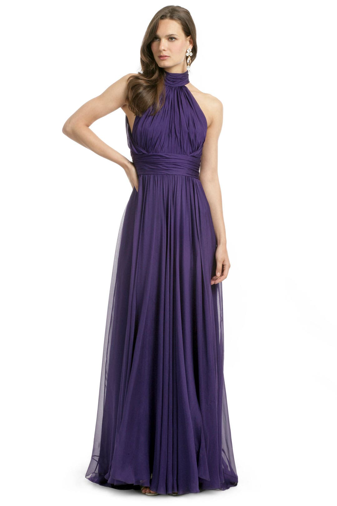 Turn Back Time Gown by Badgley Mischka