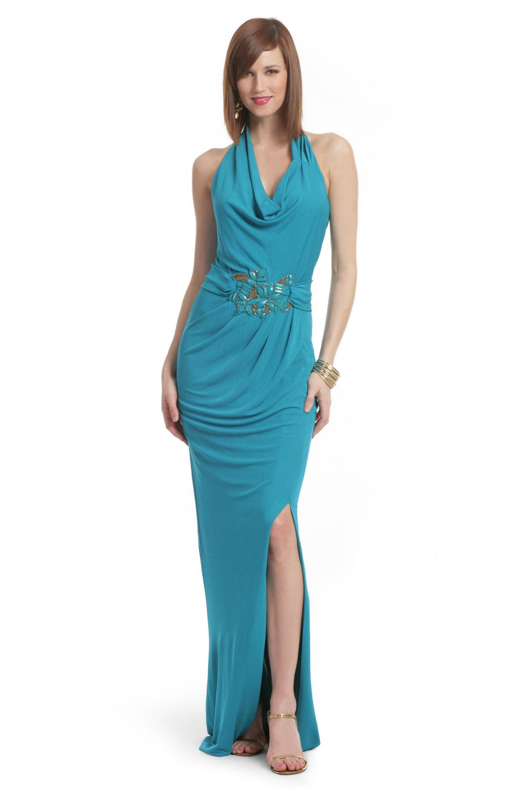 Under the Sea Gown by Badgley Mischka