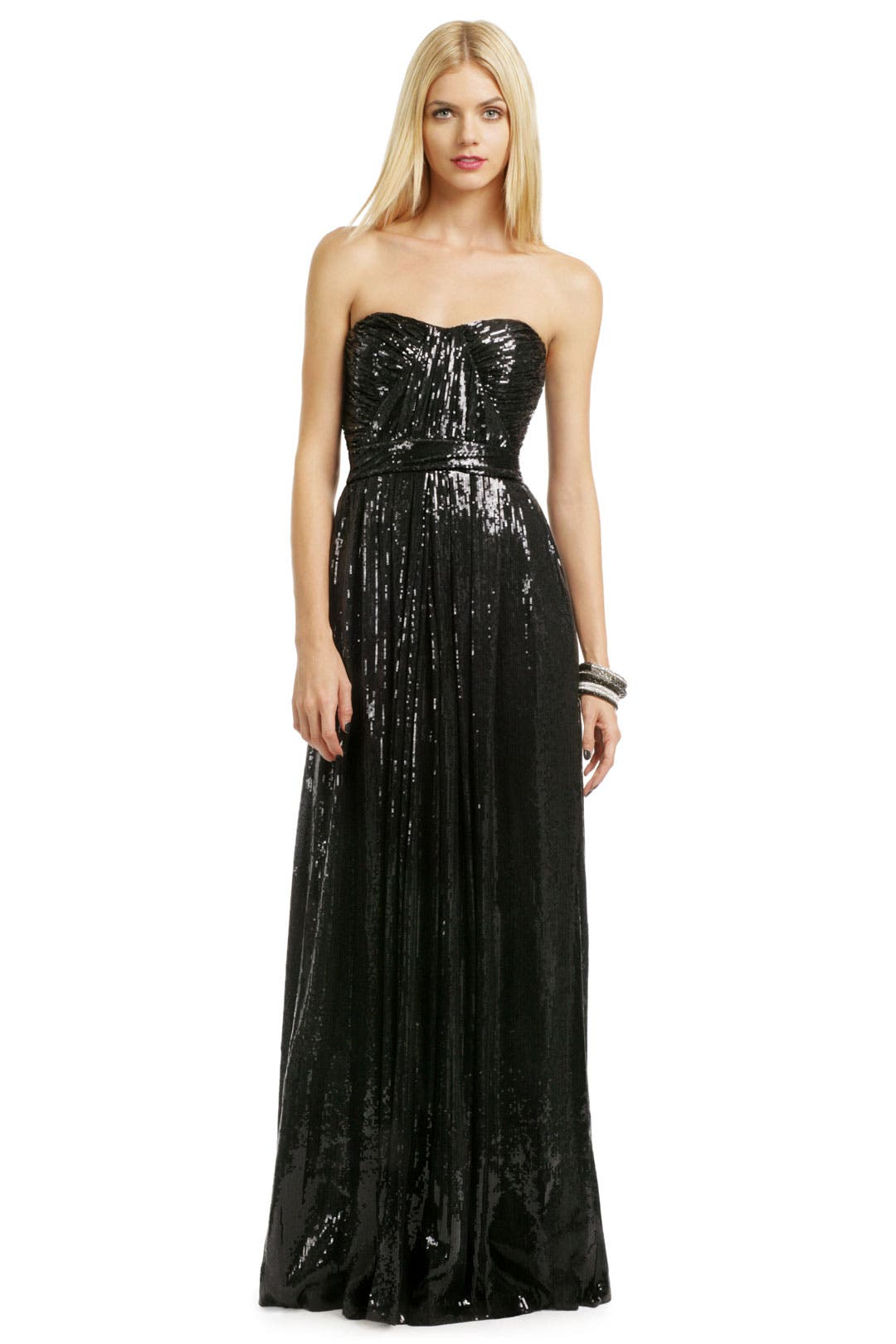 Up To No Good Gown by Badgley Mischka