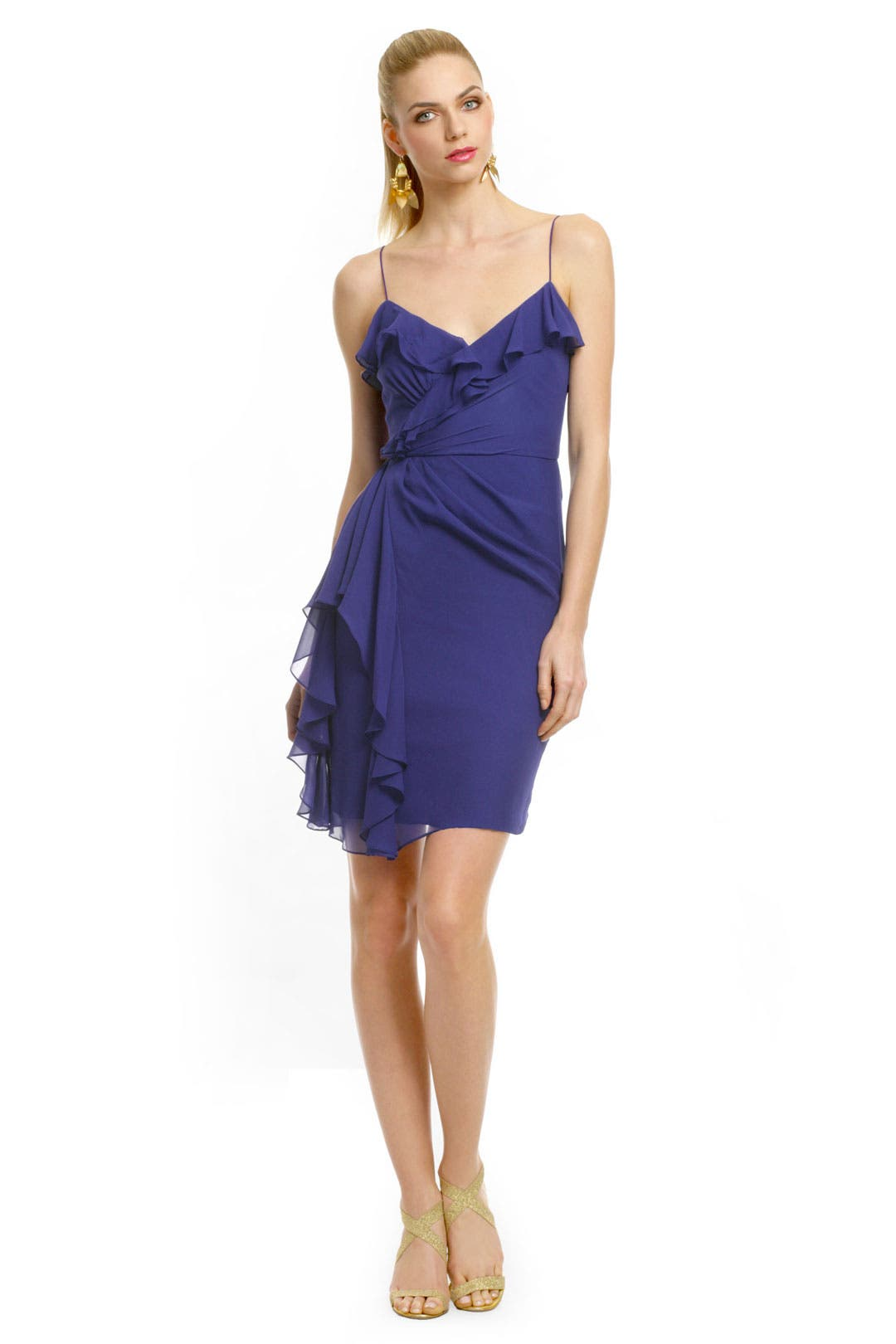 Waterfall of Love Dress by Badgley Mischka