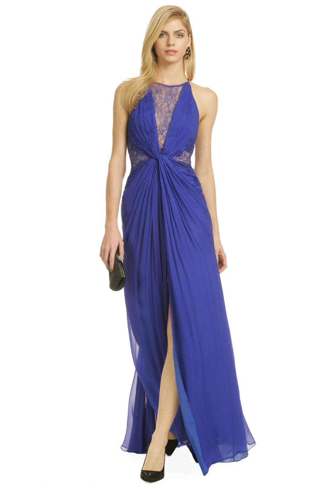 Cloud Swirl Gown by BCBGMAXAZRIA