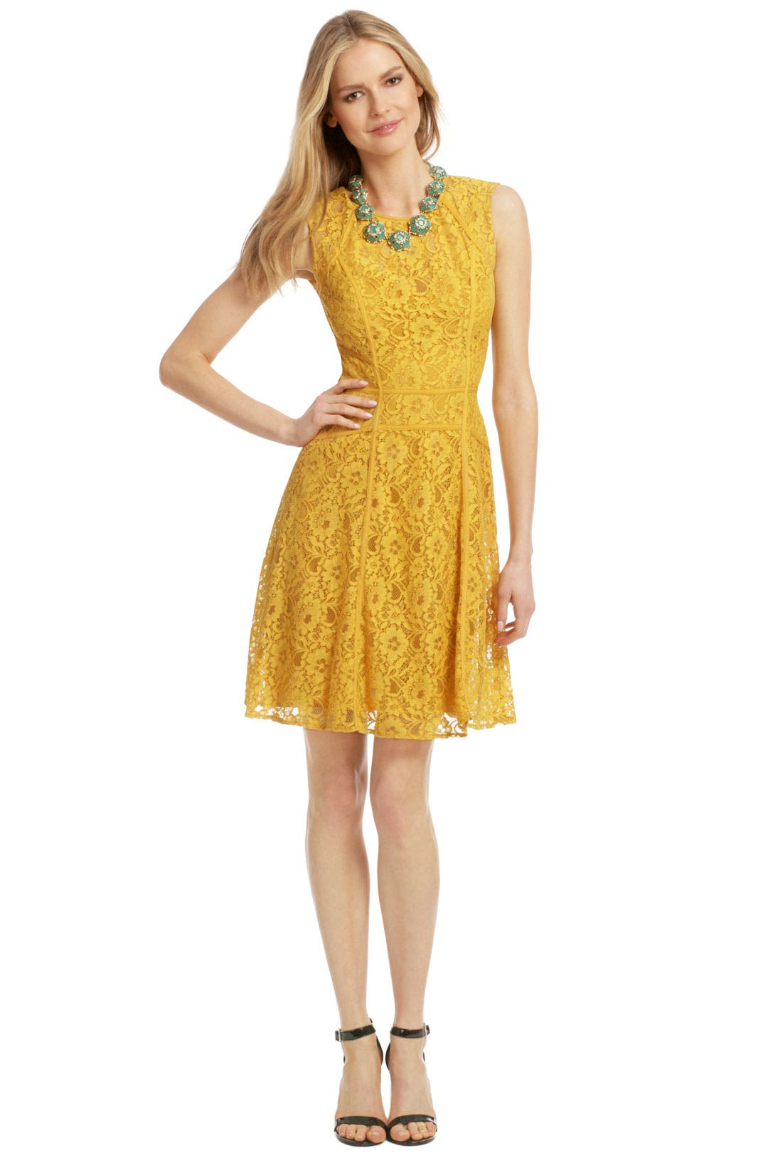 Countryside Sunrise Dress by BCBGMAXAZRIA