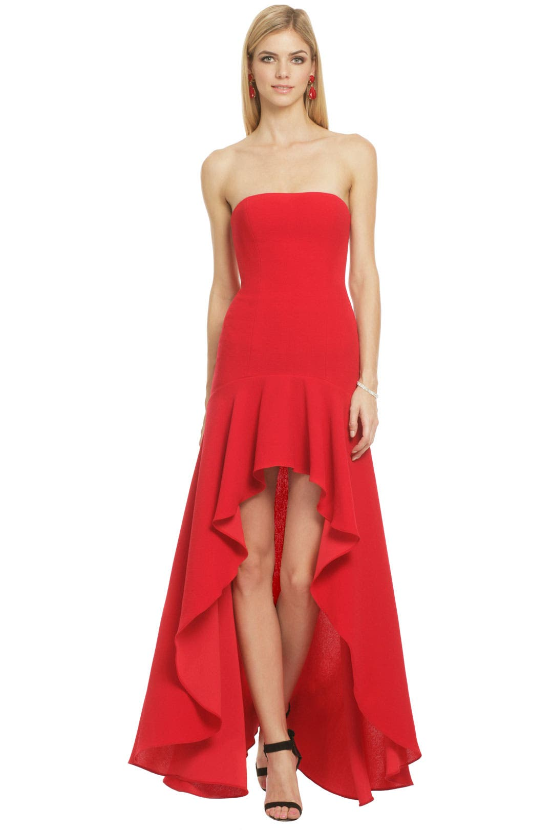 Flag Him Down Gown by BCBGMAXAZRIA
