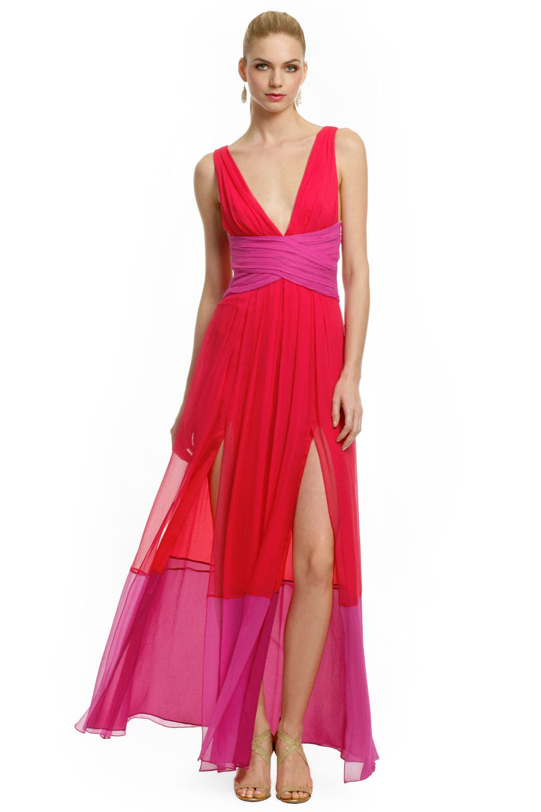 Sweet Tooth Gown by BCBGMAXAZRIA