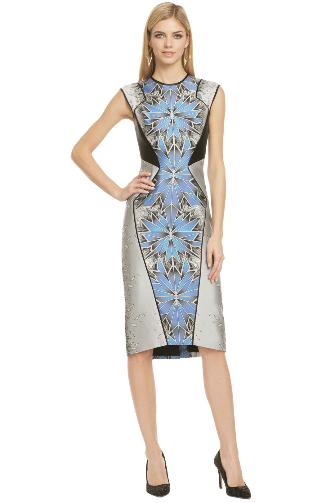 Avalanche Dress by Bibhu Mohapatra