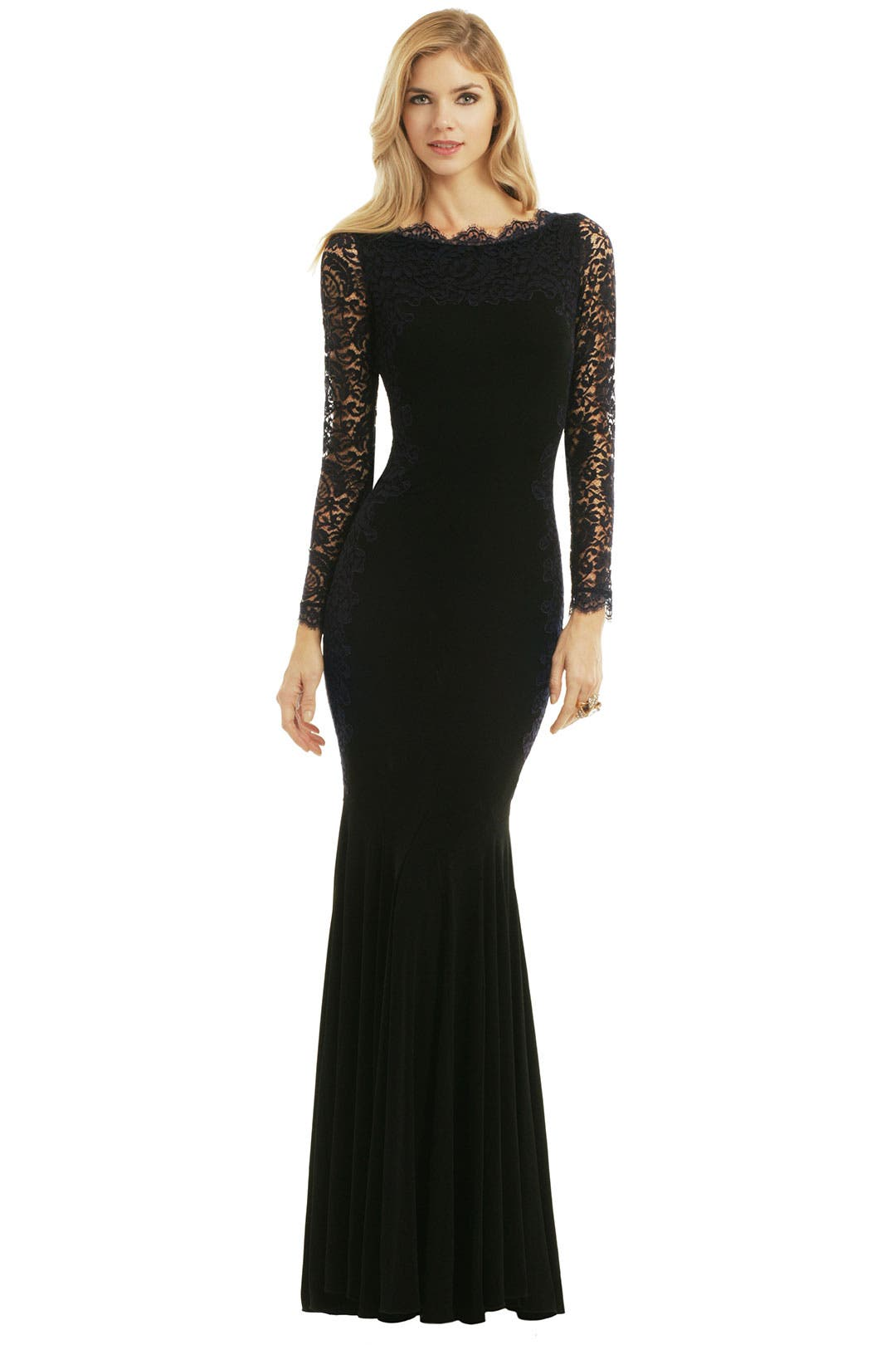 Couture Curve Gown by Blumarine