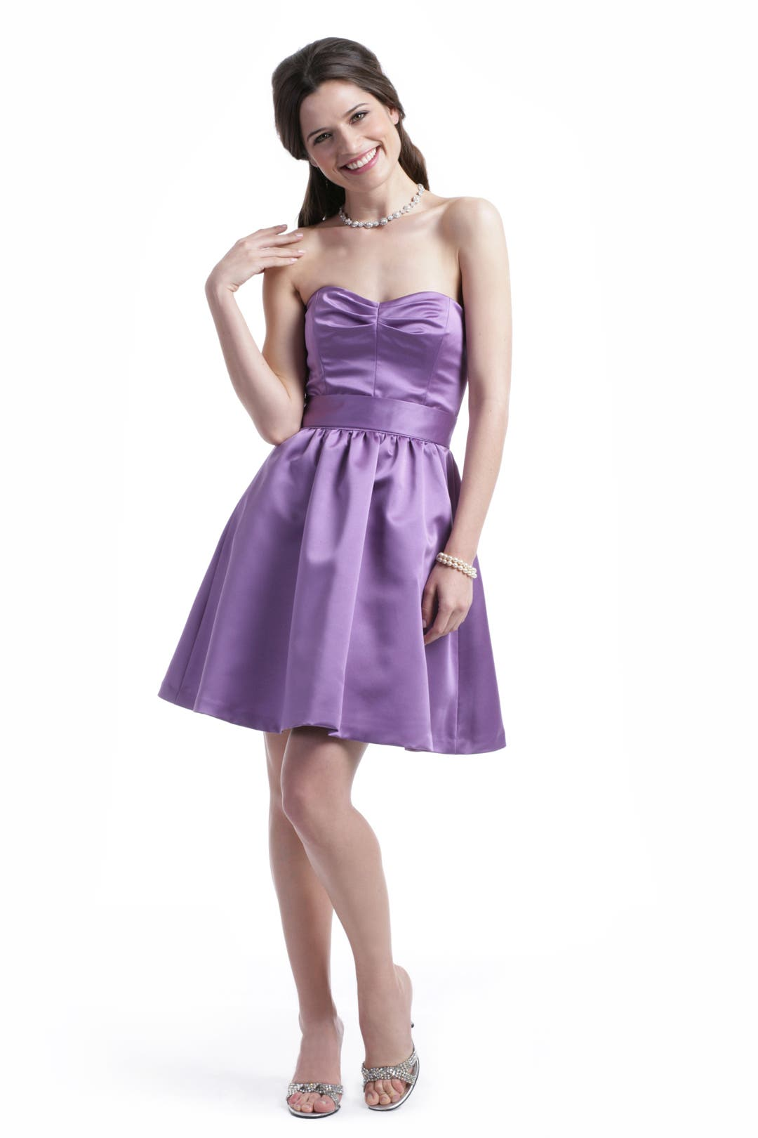 Pretty Phoebe Dress by Badgley Mischka