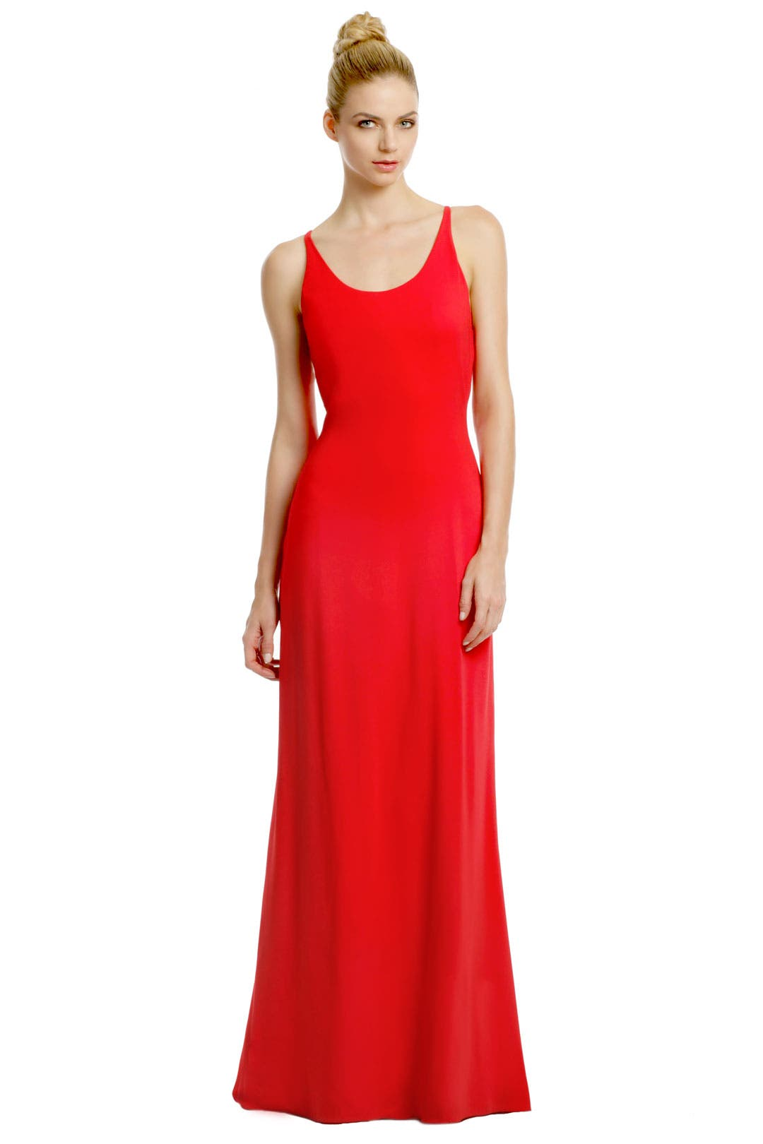 Light My Fire Gown by Calvin Klein Collection