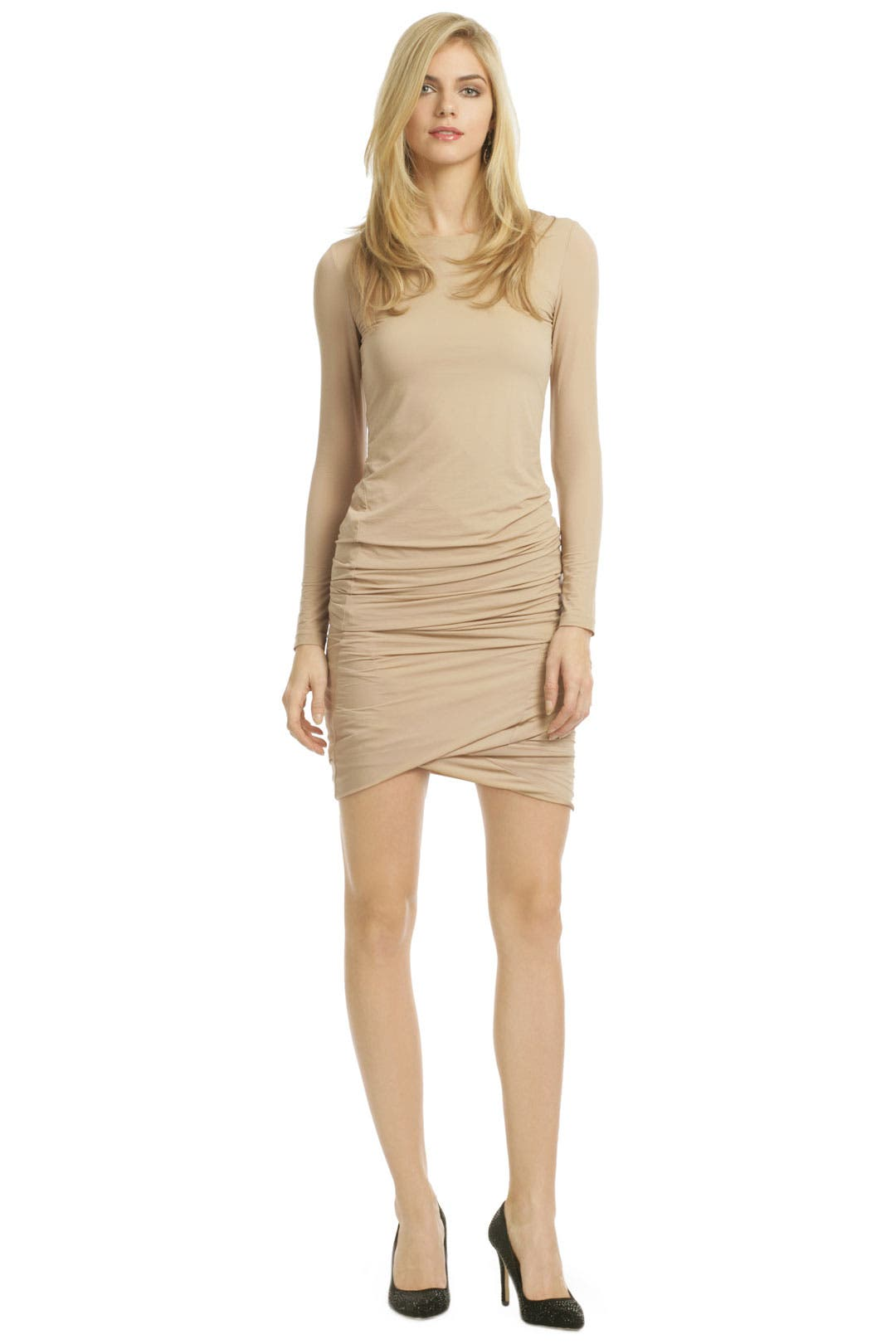 Natural Blend Dress by Calvin Klein Collection