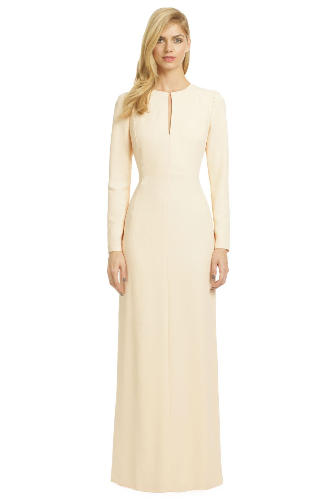 Out Of Sight Gown by Calvin Klein Collection