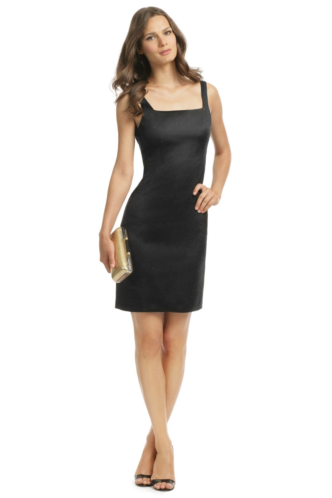 Pick Up Line Sheath by Calvin Klein Collection
