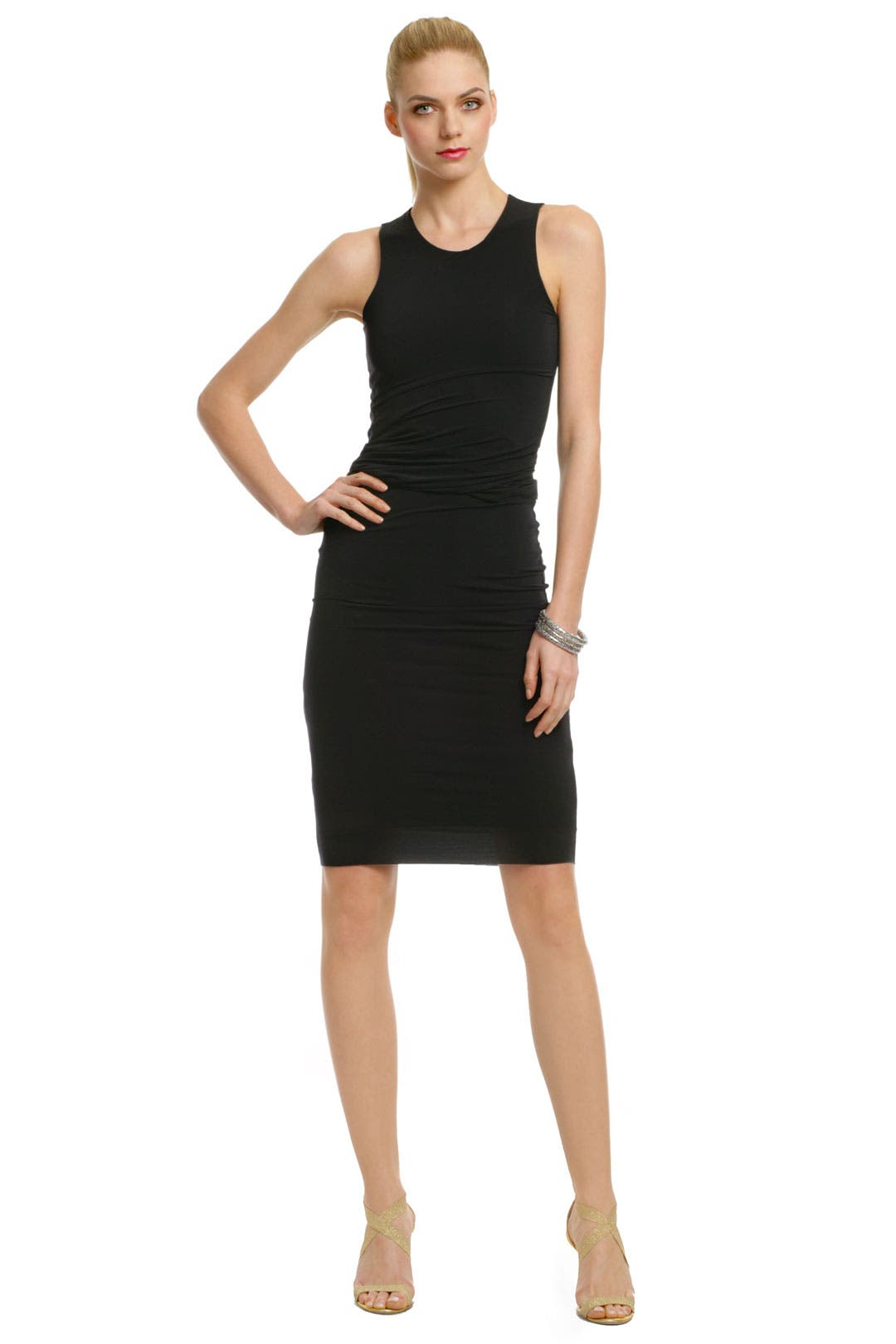 Stick To The Rules Dress by Calvin Klein Collection