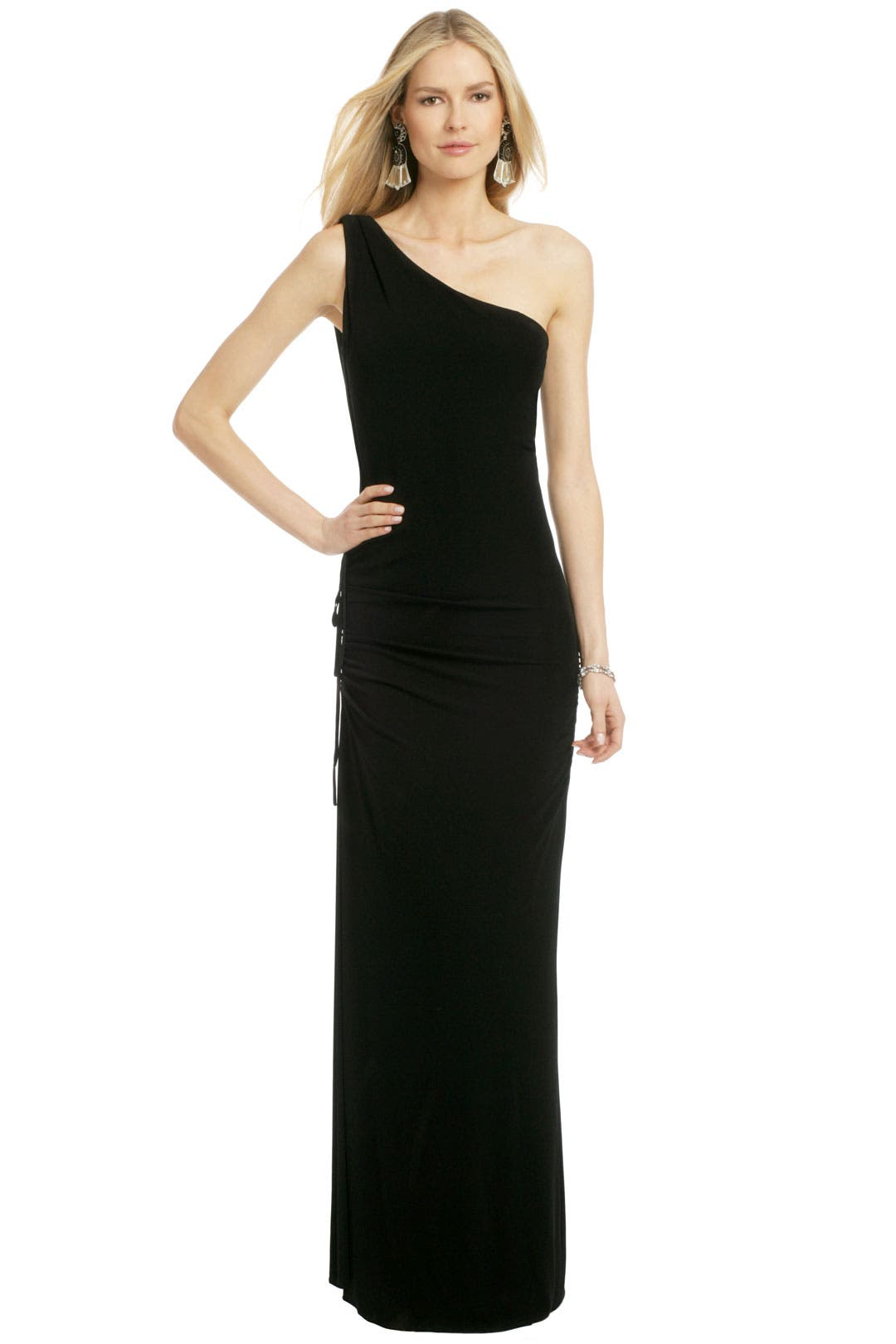 Tie Me Up Gown by Carlos Miele
