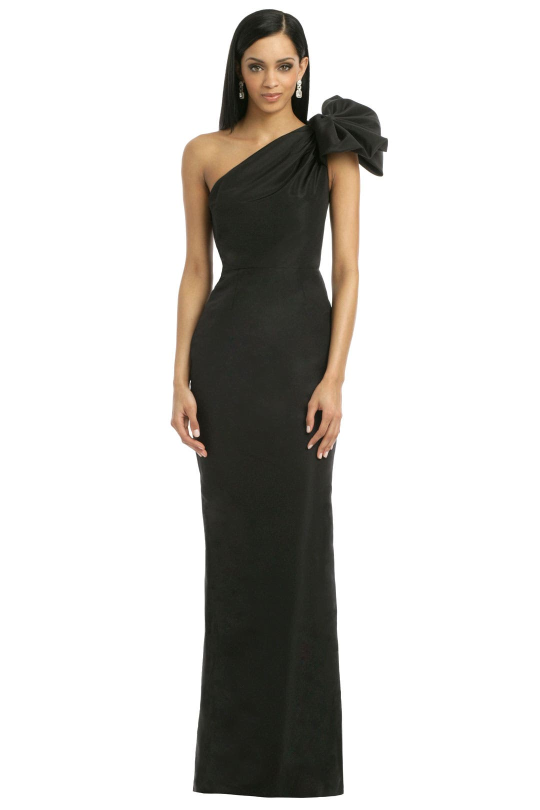 Black Kennedy Gown by Carolina Herrera