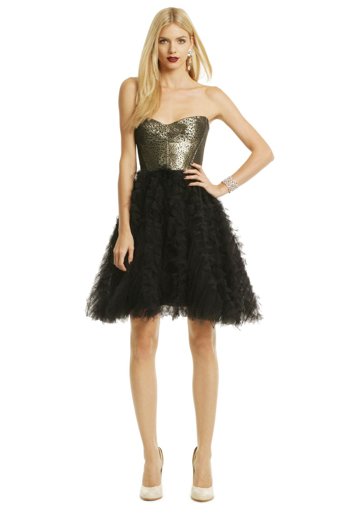 Can't Be Tamed Dress by Christian Siriano