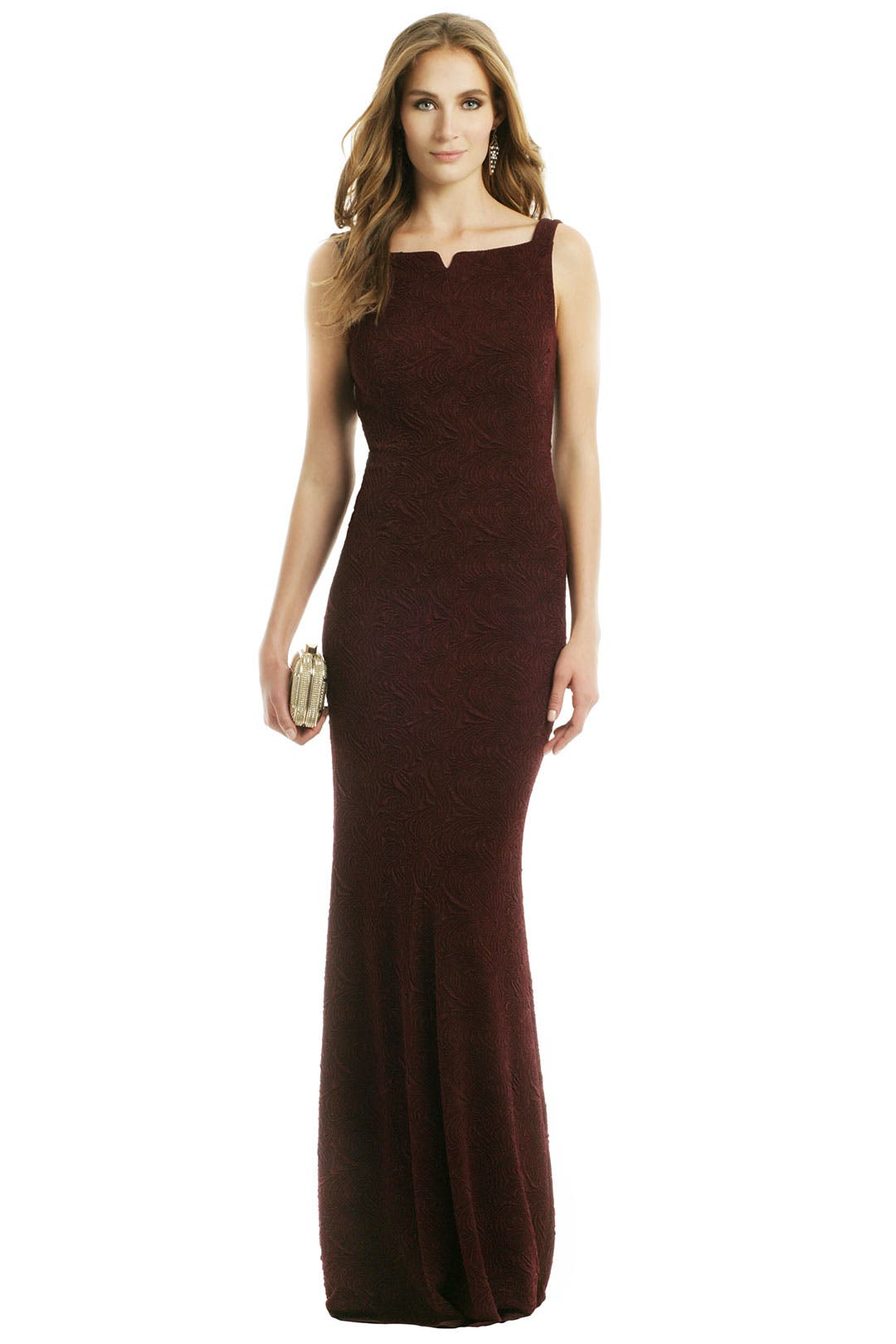 Wine and Dine Gown by David Meister