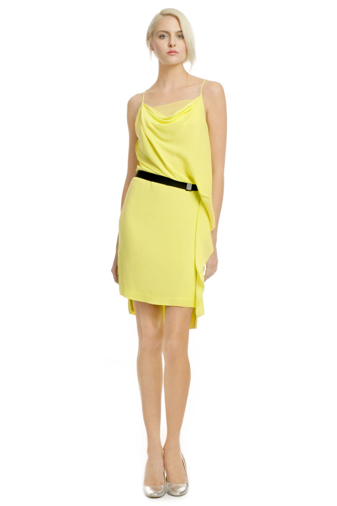 Lemon Kairi Dress by Diane von Furstenberg