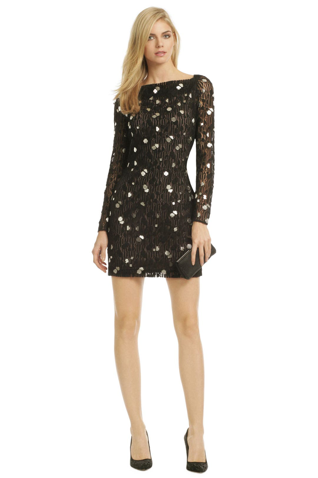 Magnetic Attraction Dress by Diane von Furstenberg