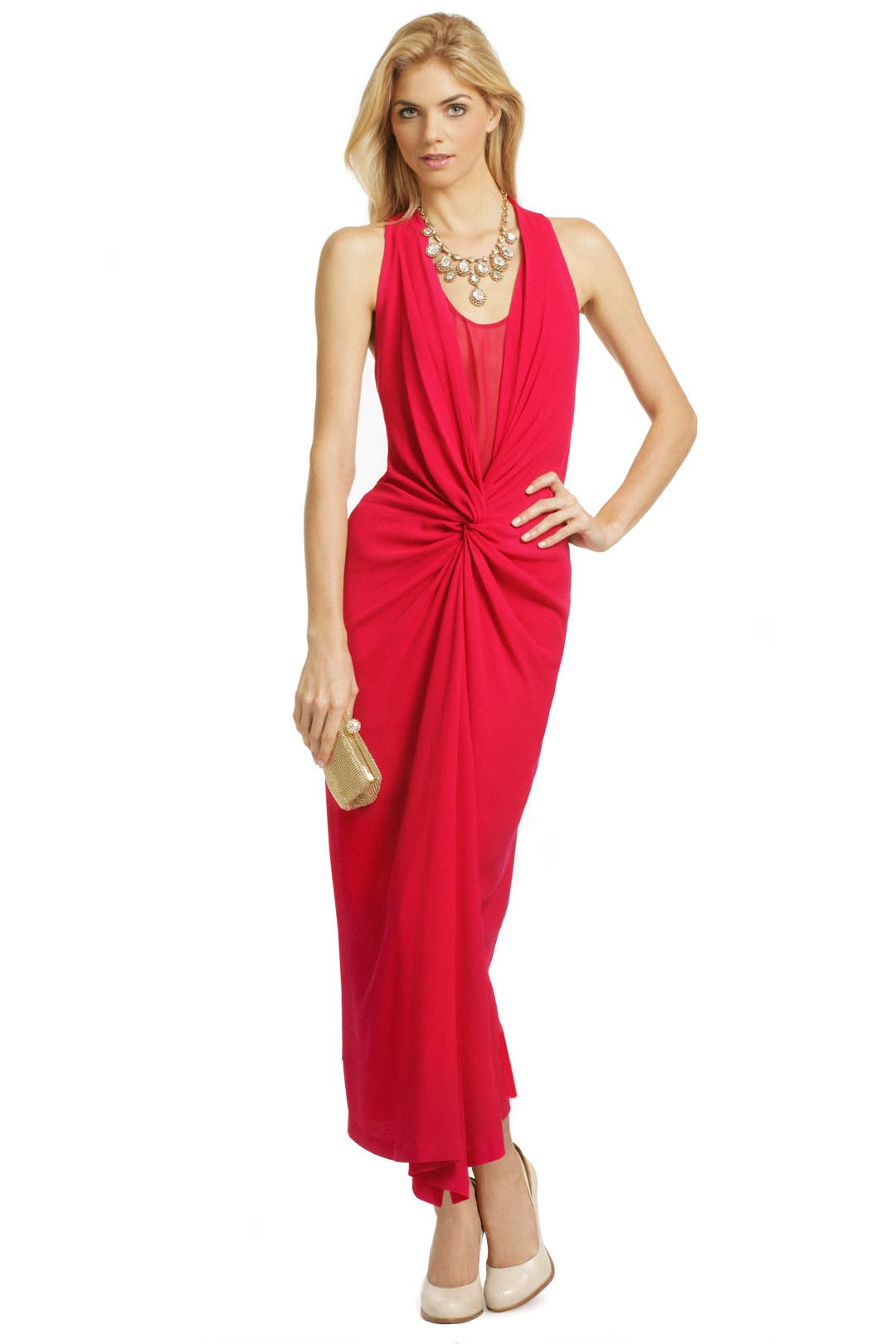 You Twist I Twist Dress by Diane von Furstenberg