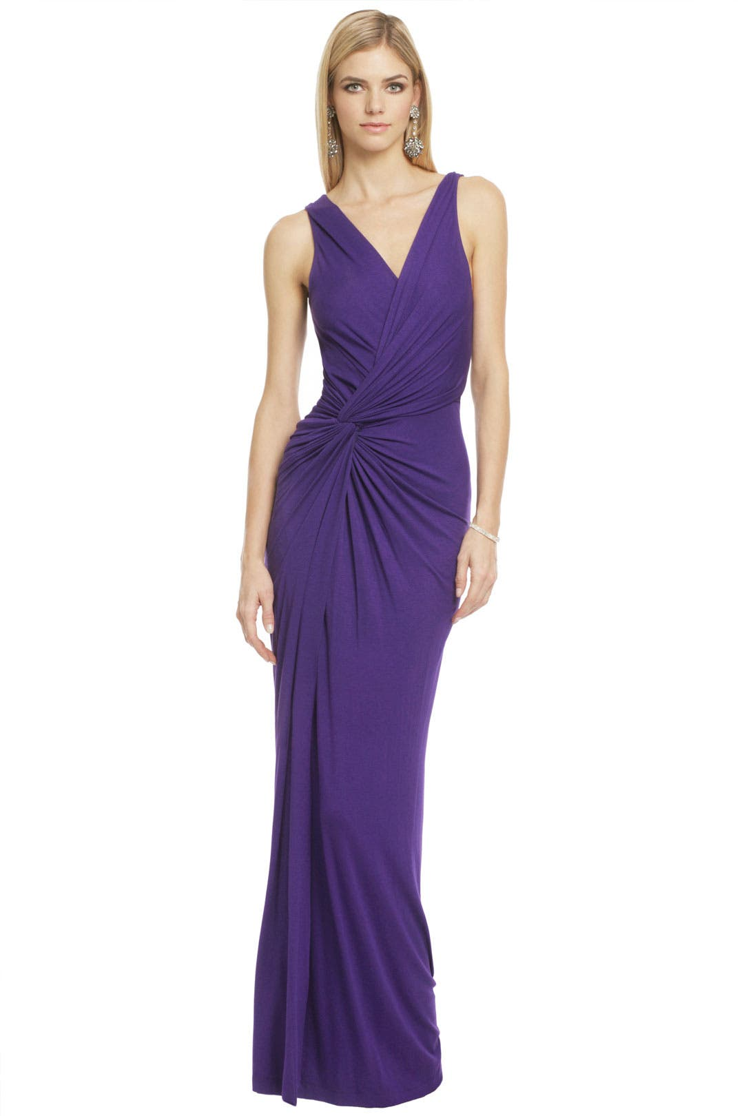 Deep Thought Gown by Donna Karan New York