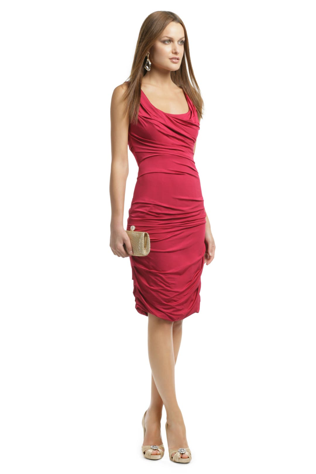 Head Over Heels Dress by Elie Tahari