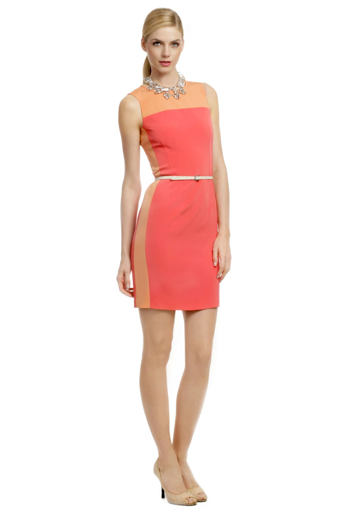 Summer Sorbet Delight Dress by Elie Tahari