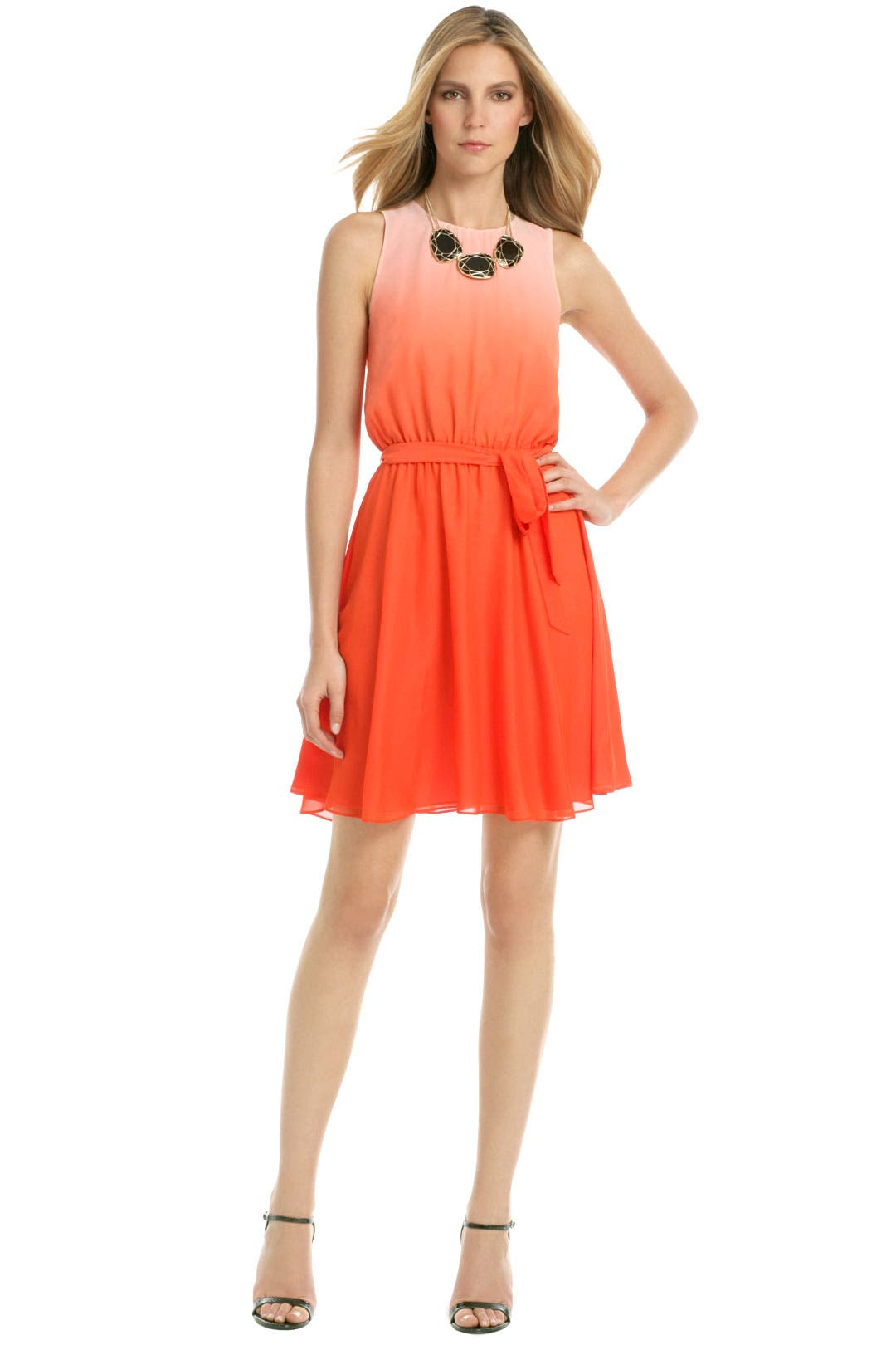 Malibu Orange Crush Dress by ERIN by erin fetherston