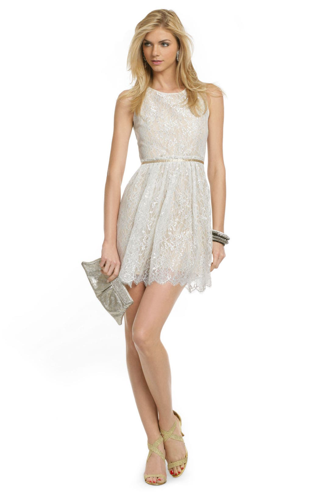 So Delicate Dress by ERIN by erin fetherston