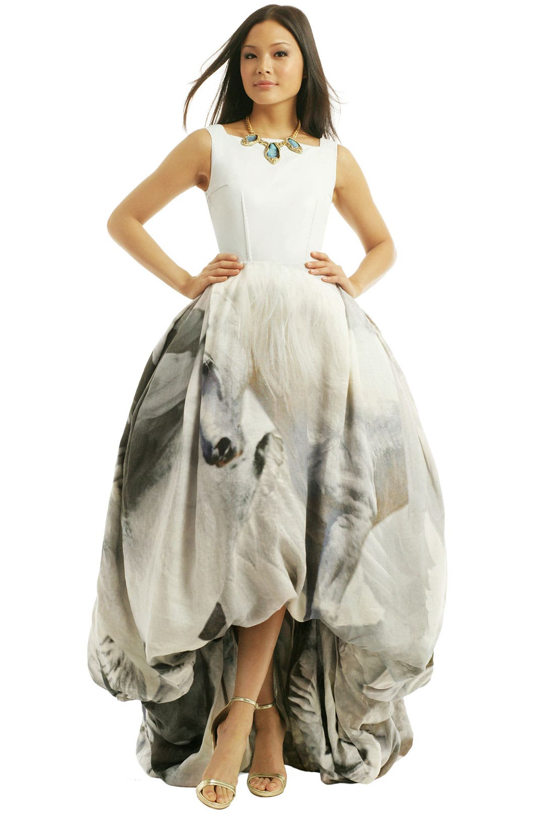 Pegasus Gown by Giles