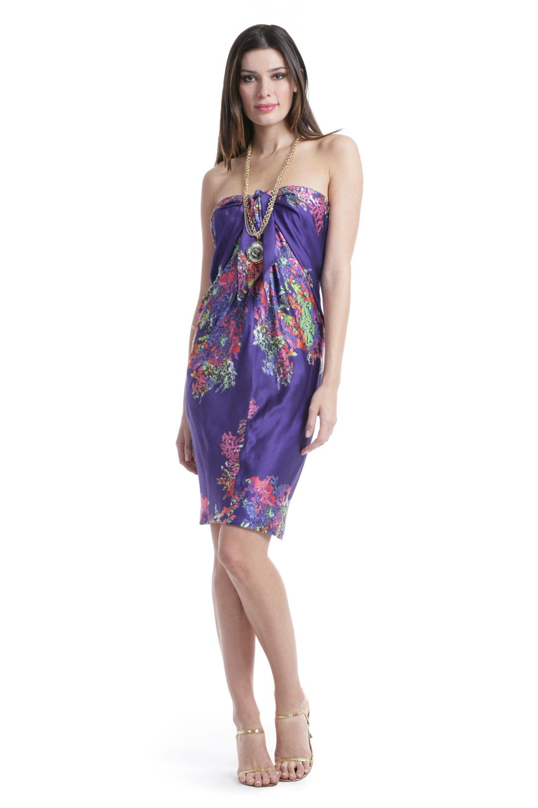 Bahama Mama Dress by Halston Heritage