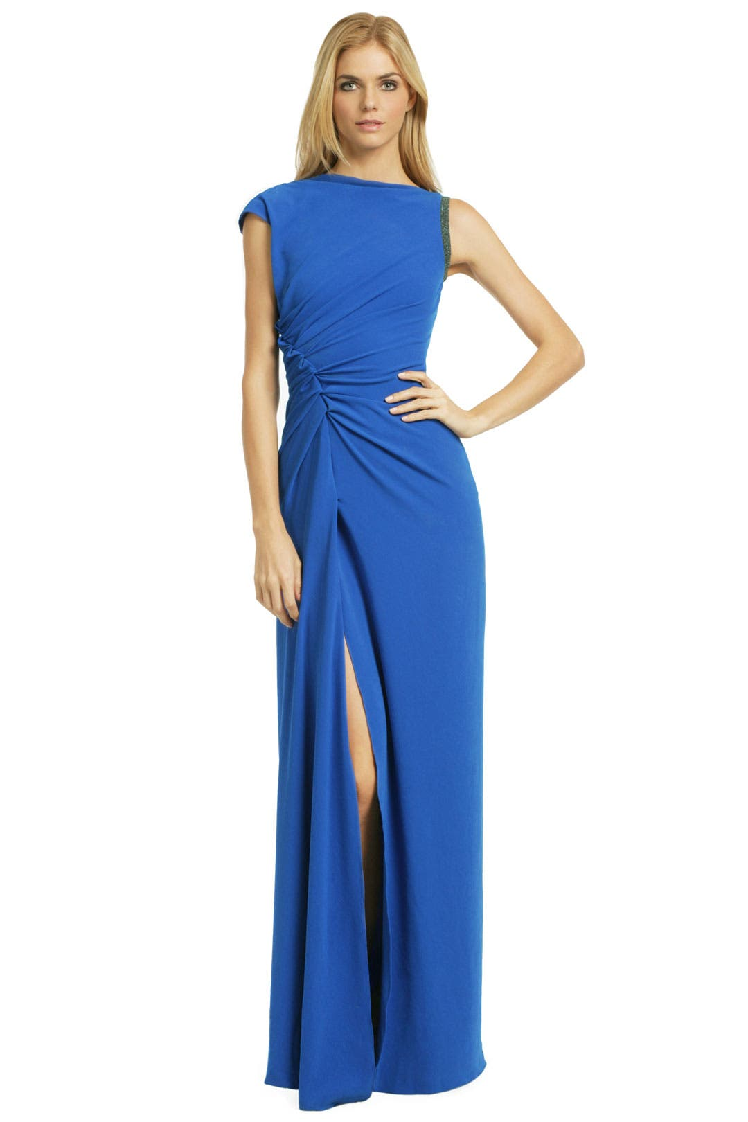 In The Deep End Gown by Halston Heritage