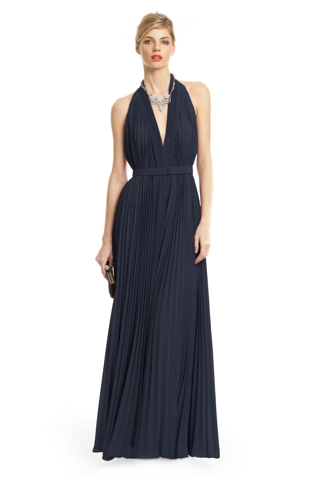 Moon Goddess Gown by Halston Heritage