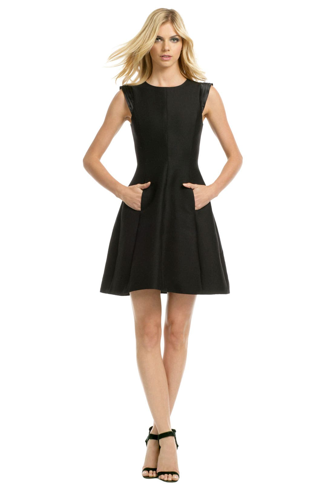 Night Crawler Dress by Halston Heritage