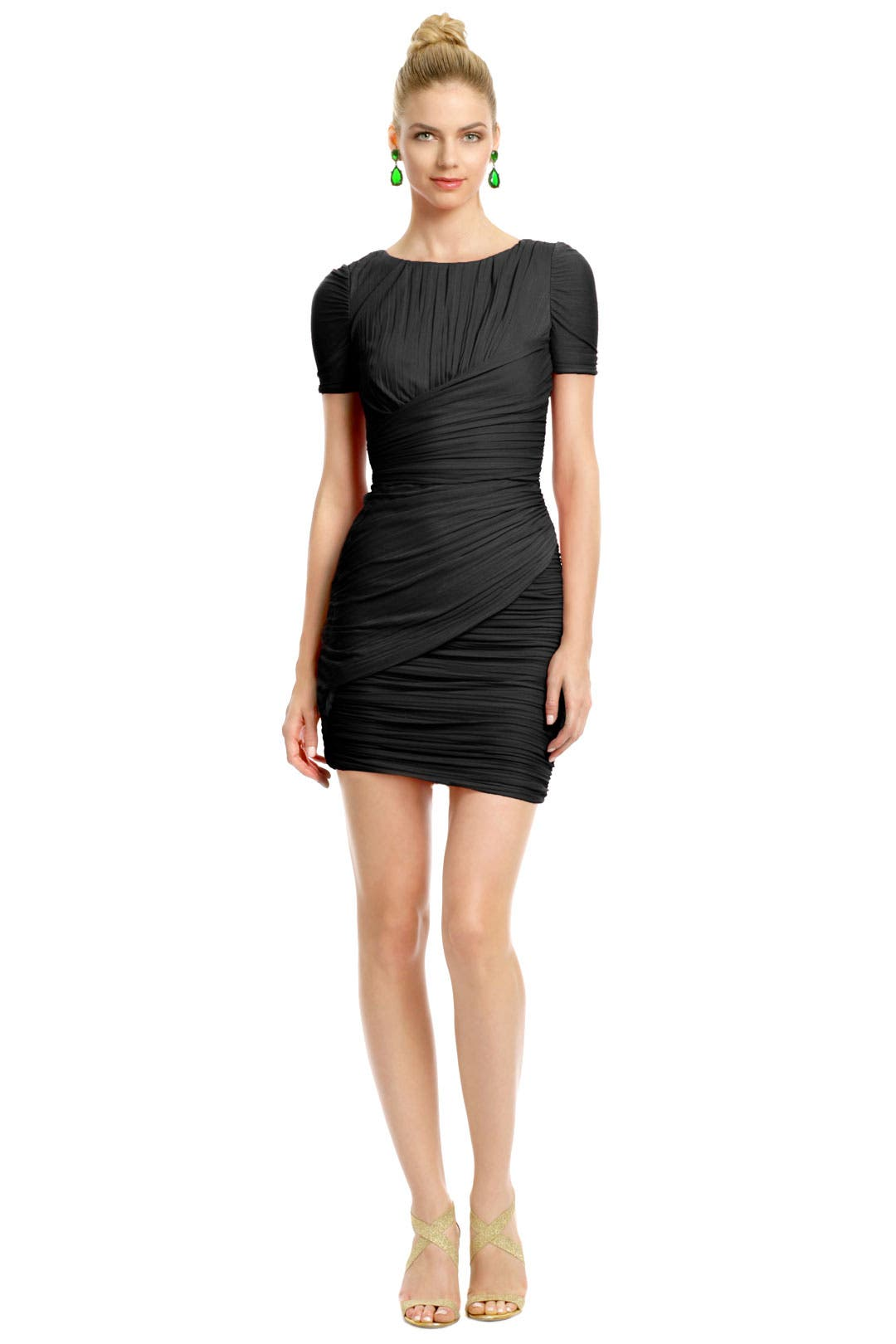 Twist Of Fate Dress by Halston Heritage