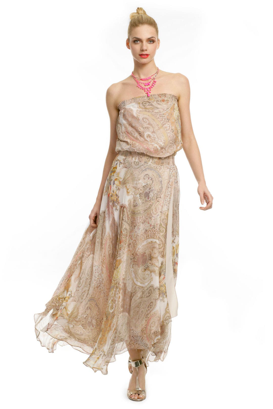 Egyptian Desert Excursion Maxi by Haute Hippie