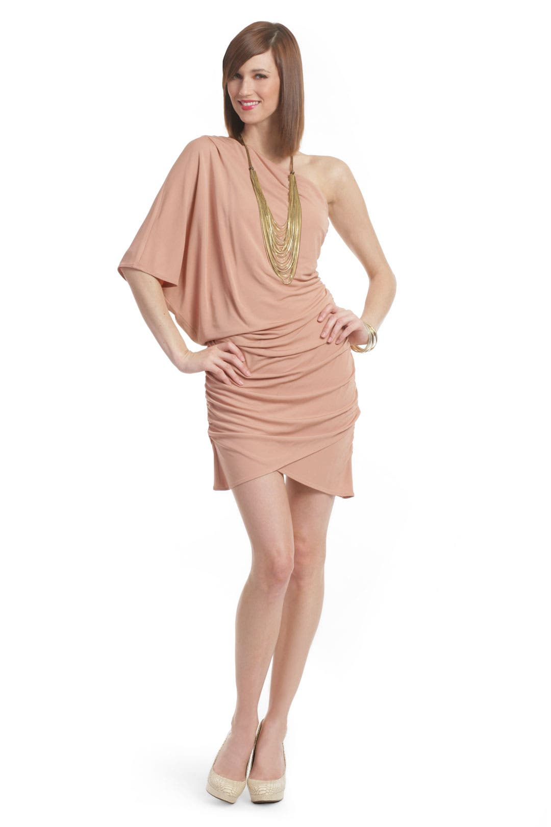 Sultry Safari Dress by Haute Hippie