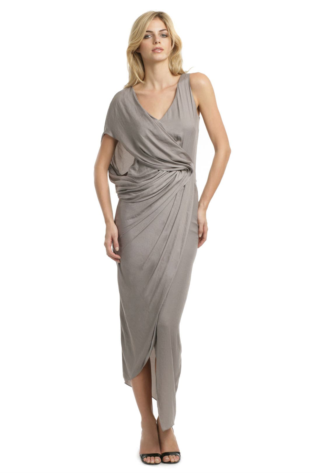Earth Goddess Gown by Helmut Lang