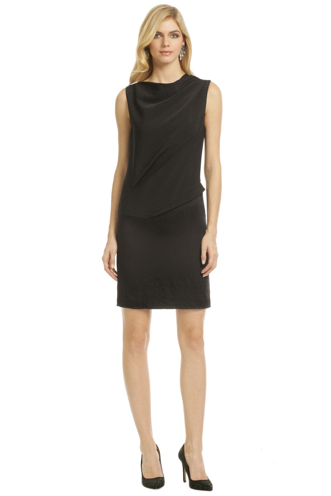 Shake Shift and Roll Dress by Helmut Lang