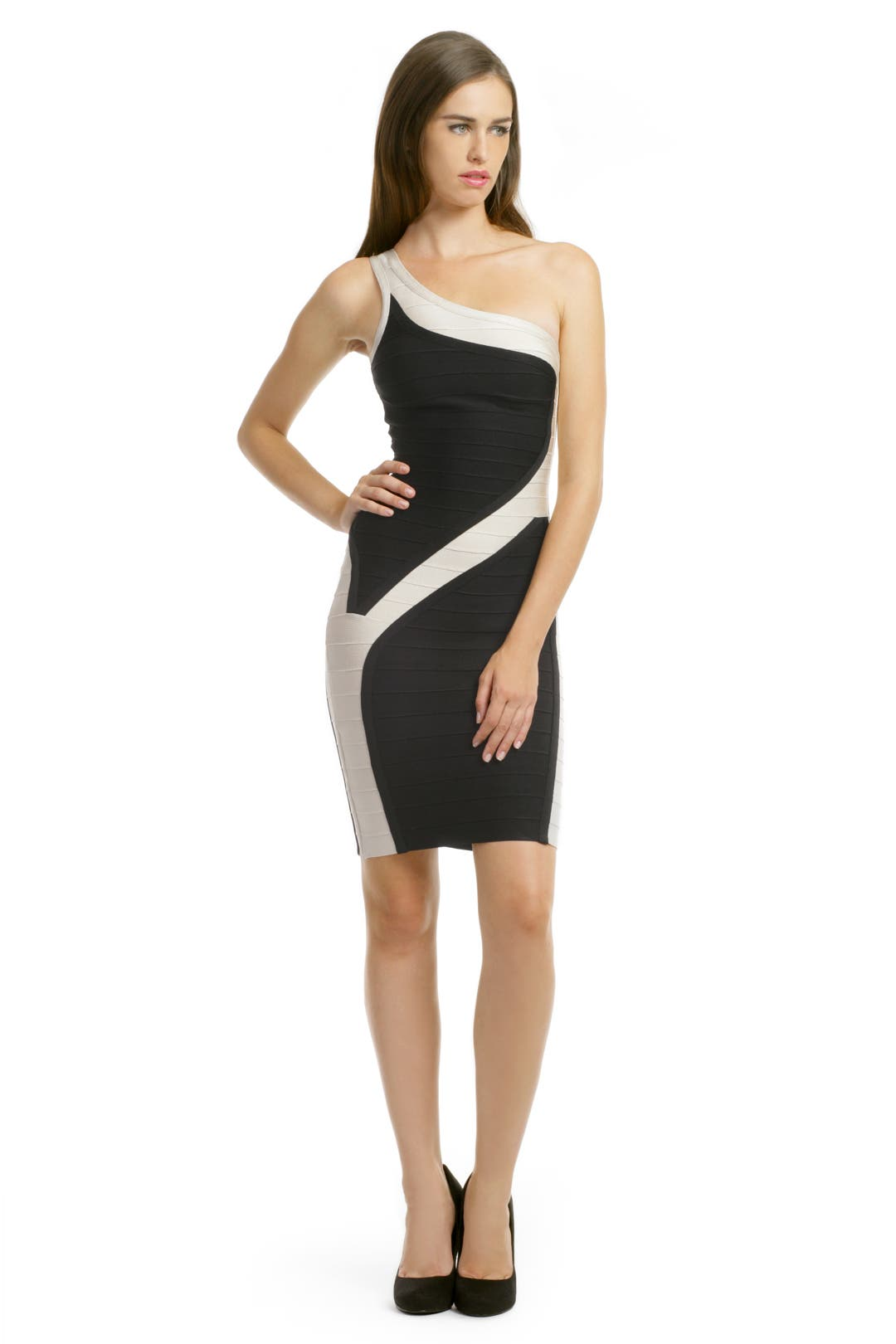 Cyclone Dress by Hervé Léger