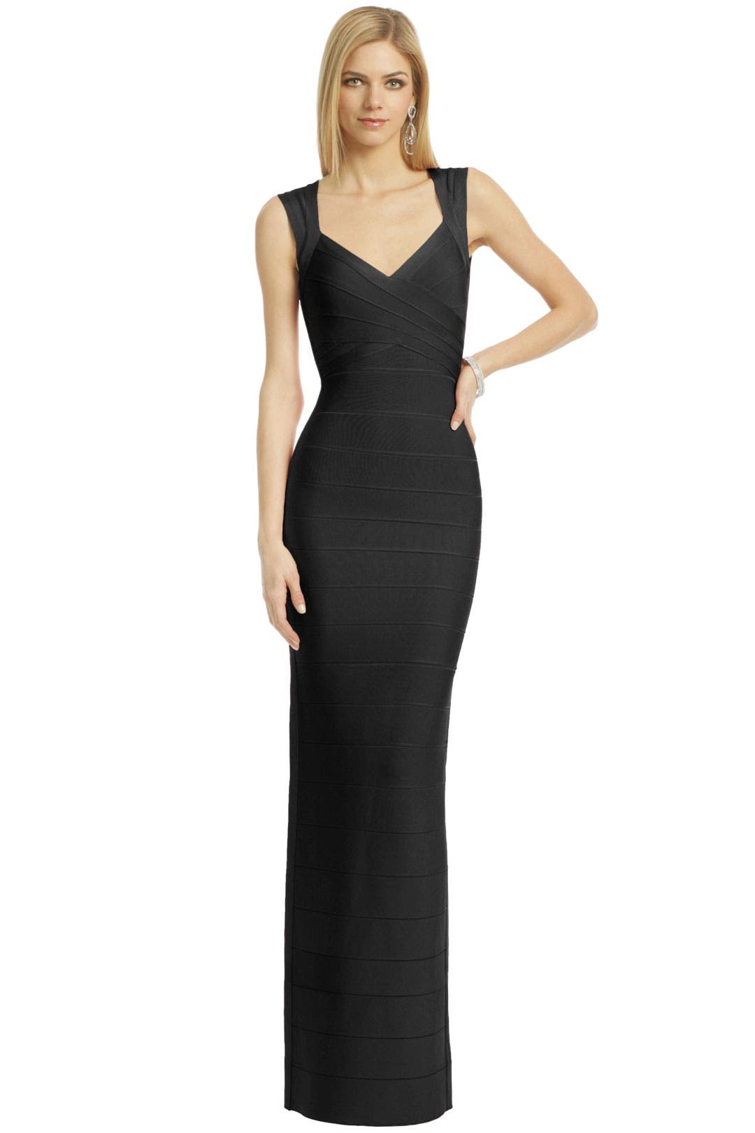 Feel The Heat Gown by Hervé Léger