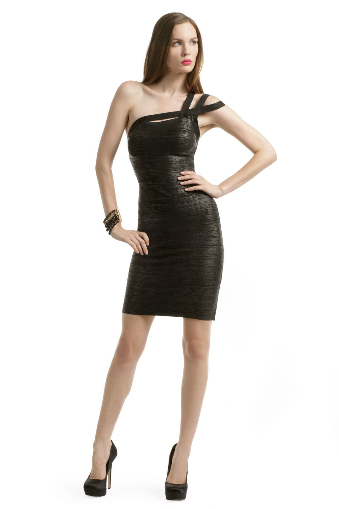 No Rules Dress by Hervé Léger